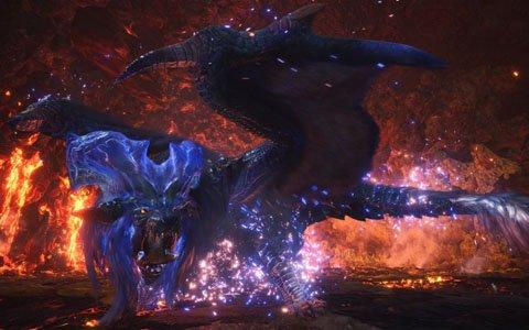 """PS4版「モンスターハンター:ワールド」""""歴戦王""""ナナ・テスカトリを含む様々なイベントクエストが開催!"""