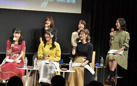 アニメ第1話の先行上映も行われた「ソラとウミのアイダ」リリース1周年&TVアニメ放送記念スペシャルイベントをレポート