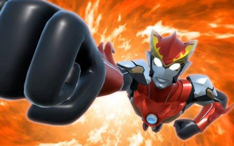 「なりキッズパーク ウルトラマンR/B」ウルトラマンロッソ&ウルトラマンブルになりきれるヒーローモードを紹介!