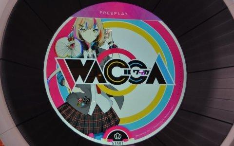 マーベラス×HARDCORE TANO*Cのアーケード向け新作リズムゲーム「WACCA」が発表!