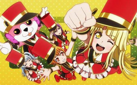 「バンドリ! ガールズバンドパーティ!」10月10日より「ハロー、ハッピーワールド!」のバンドストーリー2章が公開!