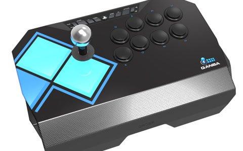 格闘ゲーム大会「EVO」とコラボしたアケコン「EVO Drone アーケード ジョイスティック」が発売!