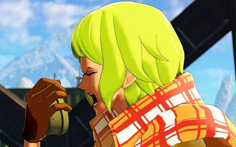 「ONE PIECE WORLD SEEKER」尾田栄一郎先生描き下ろしキャラのアイザック、ジャンヌを紹介!