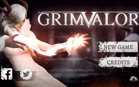 自分の手で道を切り開く!時間を忘れる濃密な体験が味わえる探索アクション「Grimvalor」レビュー