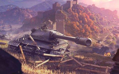 PC版「World of Tanks」アップデート1.2が配信!4本履帯の新重戦車や新マップ、新コンテンツなどが登場