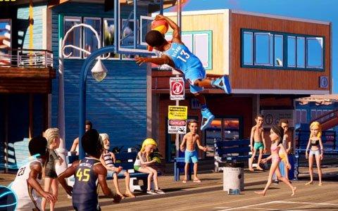 2on2のアーケード風バスケットゲーム「NBA 2K プレイグラウンド2」が発売!