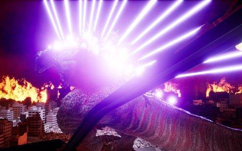 「ゴジラVR」が全国のVR ZONEにて11月3日(ゴジラの日)に稼働開始!