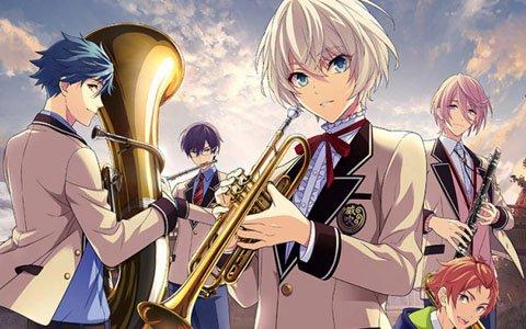 「吹奏楽×男子高校生×青春」をテーマに描く新プロジェクト「ウインドボーイズ!」が始動!