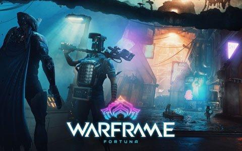 「Warframe」オープンワールド型拡張パック「Fortuna」が11月にリリース決定!