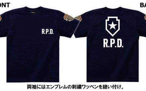 「バイオハザード RE:2」のアパレルグッズやマグカップが1月25日に発売!