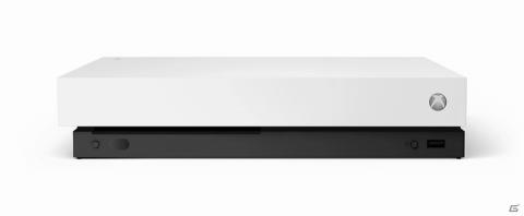 「Xbox One X ホワイト スペシャル エディション」が11月8日に発売!