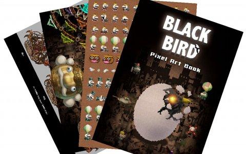Steam版「BLACK BIRD」が10月31日に発売決定!アートブックやサントラがセットになったDLCも登場