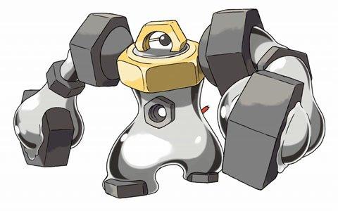 「ポケットモンスター Let's Go! ピカチュウ・Let's Go! イーブイ」メルタンの進化系「メルメタル」が公開!