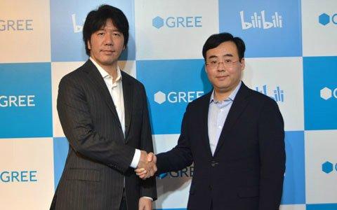 グリーとbilibiliがゲーム事業を手がけるジョイントベンチャー・bGゲームスを設立