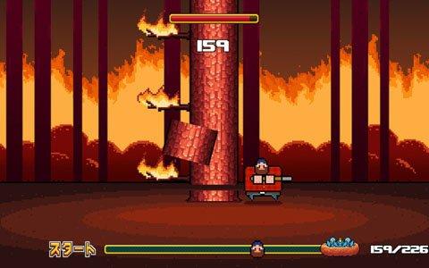 最大4人で楽しめるパーティーゲーム「ティンバーマン VS エディション」が配信開始!