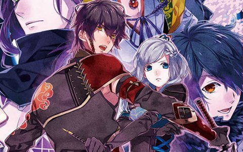 戦国恋愛ADV「Nightshade/百花百狼」Nintendo Switch版が12月20日に発売!