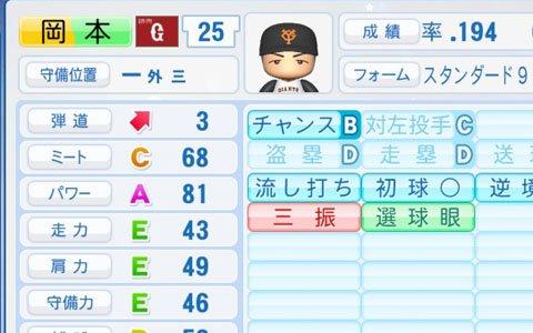 「実況パワフルプロ野球2018」が2018年レギュラーシーズン終了時点の選手データに更新!