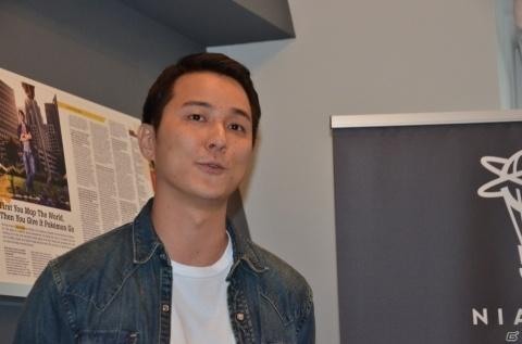 プロダクトマネージャーの廣井隆太氏