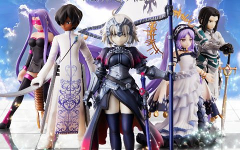 「Fate/Grand Order Duel -collection figure-」第3弾が発売!新ルール「トリガー」も発表に