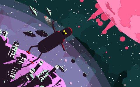 「ジェットメロ:ヒーロー・オブ・ザ・ユニバース」がSwitch向けに配信開始!