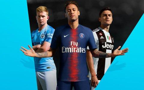 「FIFA サッカー」数多くのトップ選手のモデルや動きを忠実に再現する大型アップデートを実施