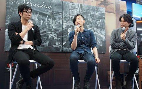 フロム・ソフトウェアならではのVRアドベンチャーへのアプローチが語られた「Déraciné」発売記念イベント