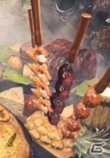 11月22日より「モンハン酒場」に「受付嬢のオススメ定食」が登場!