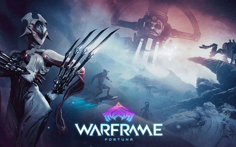 PC版「Warframe」オープンワールドの拡張パック「フォーチュナー」が配信開始!