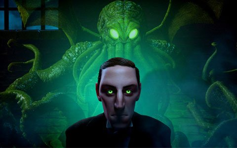 発明家がパワードスーツでクトゥルフの異形と戦う!「Tesla vs Lovecraft」レビュー