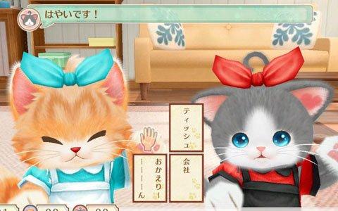 「ネコ・トモ」3DS版とSwitch版の違いや前作からの進化点・新要素を紹介