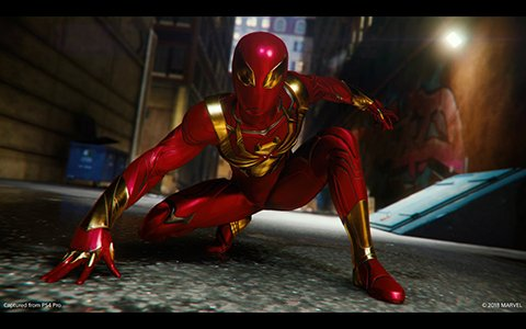 「Marvel's Spider-Man」追加DLC第2弾「王座を継ぐ者」が11月20日に配信決定!