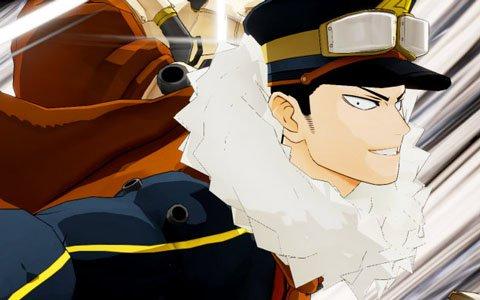 「僕のヒーローアカデミア One's Justice」DLC第3弾が配信!プレイアブルキャラに「夜嵐イナサ」が追加
