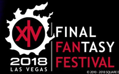 「ファイナルファンタジーXIV」FAN FESTIVAL 2018 in Las Vegasの無料ストリーミング放送が17日・18日に実施!
