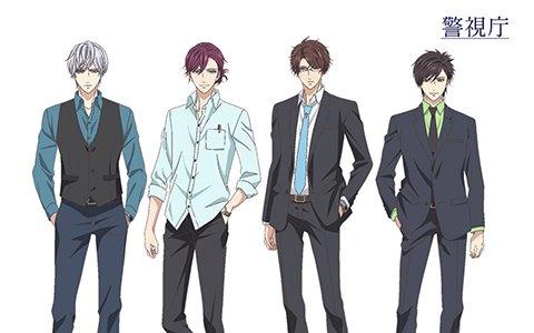 TVアニメ「スタンドマイヒーローズ」ストーリーと警視庁メンバーのキャラ設定が公開!