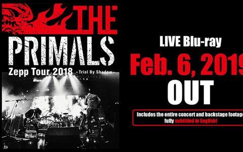 「FFXIV」オフィシャルバンド「THE PRIMALS」初のワンマンライブツアーが待望の映像化!2019年2月6日に発売決定