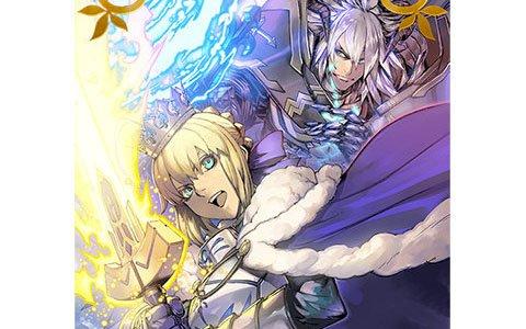 「Fate/Grand Order」にて「FGO Arcade」マスター40万人突破を記念した「概念礼装プレゼント 第3弾」が実施