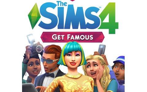 「ザ・シムズ4」の拡張パック「The Sims 4 Get Famous」のPC/Mac版が発売!