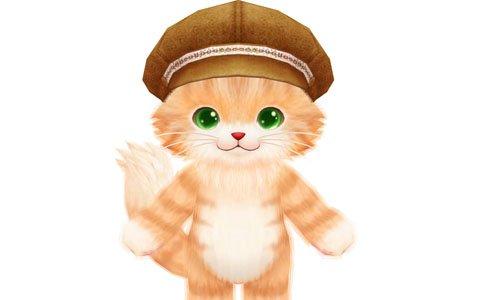 ほんわか家族ができちゃうゲーム「ネコ・トモ」3DS版が発売!オータムキャスケットが手に入るあいことばも公開