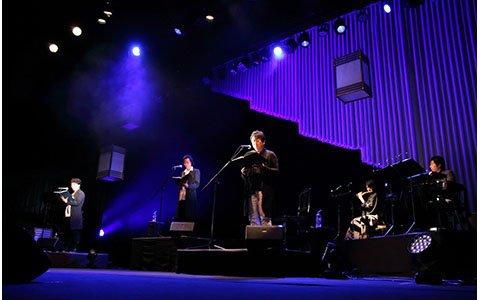 三木さん、関さん、井上さんが真に迫る演技を披露した「音楽朗読劇 遙かなる時空の中で3」