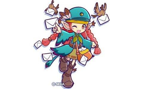 「ぷよぷよ!!クエスト」新キャラ・ケイトが手に入る「お手紙収集祭り」イベントが11月26日から開催!
