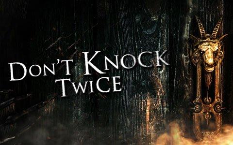 映画をベースとしたSwitch向けホラーアドベンチャー「ドント・ノック・トワイス」が11月29日に発売
