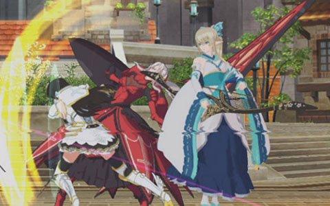「BLADE ARCUS Rebellion from Shining」の世界観や基本システム、新登場のキャラクターを紹介!