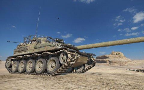 「World of Tanks: Mercenaries」新しいフランスのヒーロータンクや期間限定のRTSゲームモードが登場!