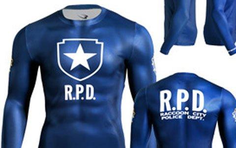 「バイオハザード」と「BODYMAKER」のコラボジャケット&ロングスリーブシャツの予約販売が開始!