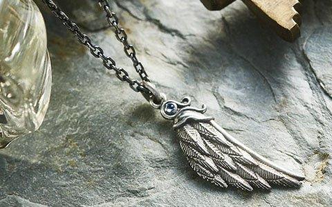 ドラゴンクエスト シルバーアクセサリー「キメラのつばさ」が発売決定!羽根一枚一枚の立体感まで精巧に再現