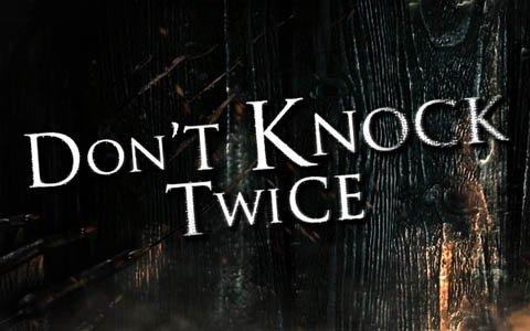 「ドント・ノック・トワイス」配信スタート!同名映画がベースとなったホラーアドベンチャー