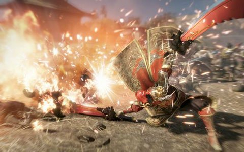 「真・三國無双8」追加武器DLC第1弾「火塵双刀」のアクション動画が公開!孫堅が繰り出す固有アクションに注目