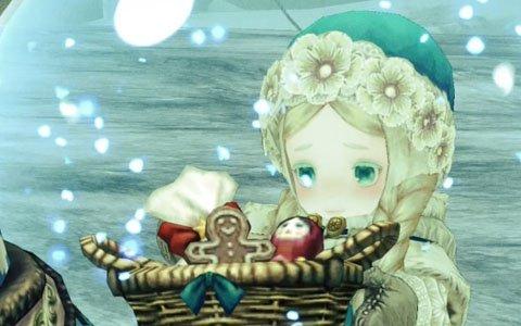 「CARAVAN STORIES」期間限定キャラクター・スネグーラチカが登場するクリスマスイベント開催!