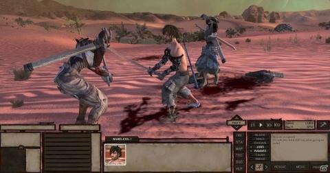 ソードパンク・オープンワールドRPG「Kenshi」正式版がSteamで12月6日21時にリリース