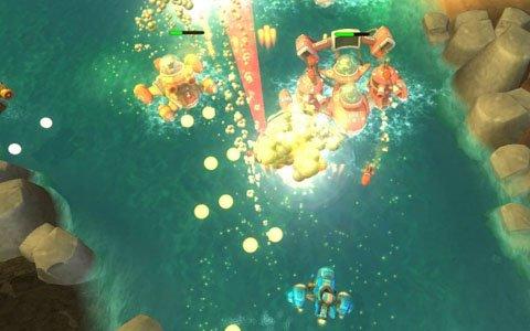 Switch版「BLUE RIDER」が12月13日に発売!動くものがすべて標的となる3Dシューティング
